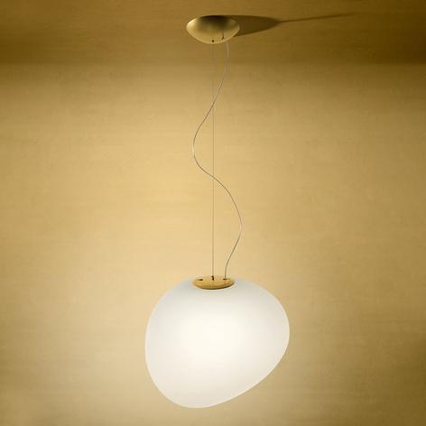 Foscarini MyLight Gregg grande hanglamp, goud
