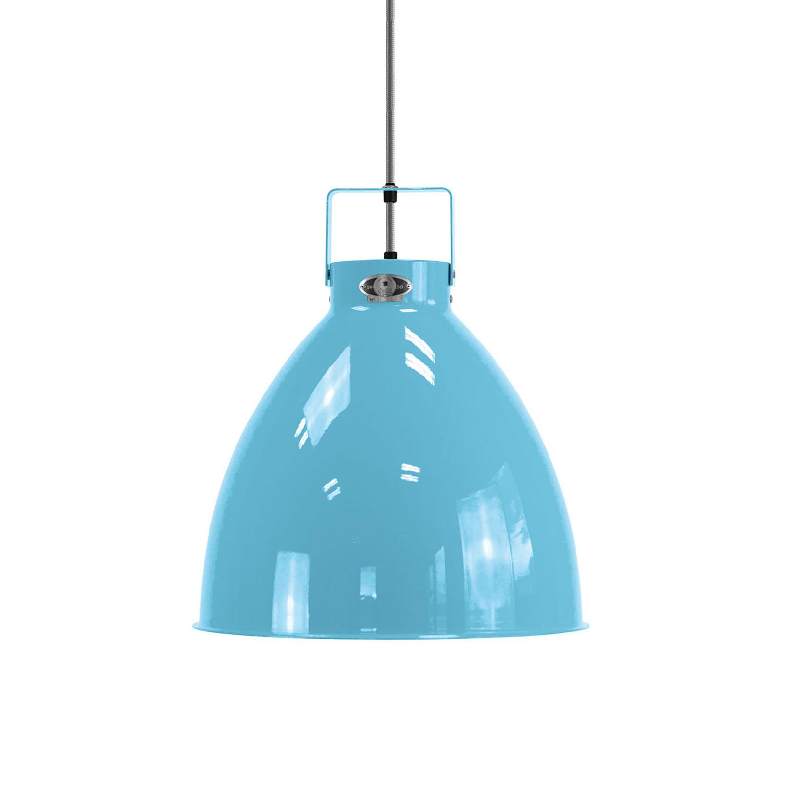Jieldé Augustin A360 lampa wisząca jasnoniebieska
