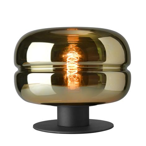 Villeroy & Boch Havanna lampada da tavolo nero-oro