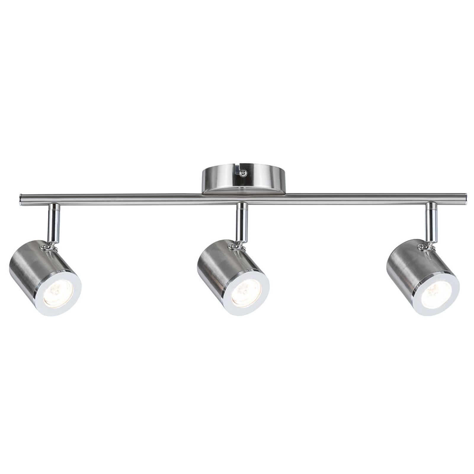 3-punktowa lampa sufitowa LED Tumbler