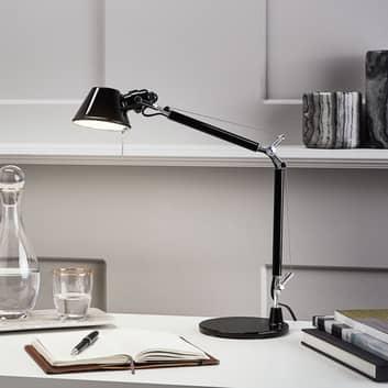 Artemide Tolomeo Micro lampada da tavolo, nero