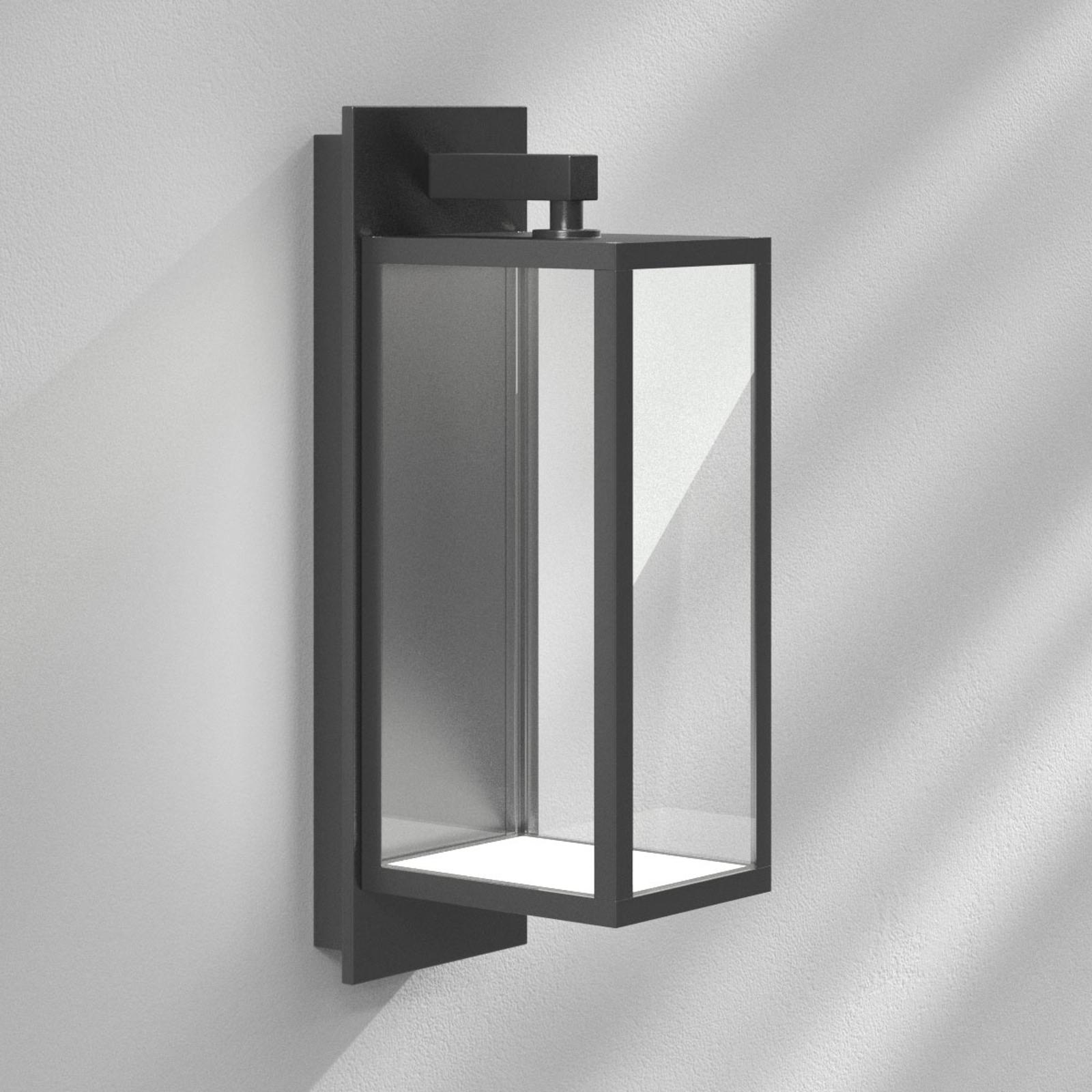 Applique d'extérieur LED Kerala forme de lanterne