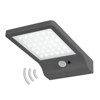 LEDVANCE DoorLED applique solaire LED en argenté
