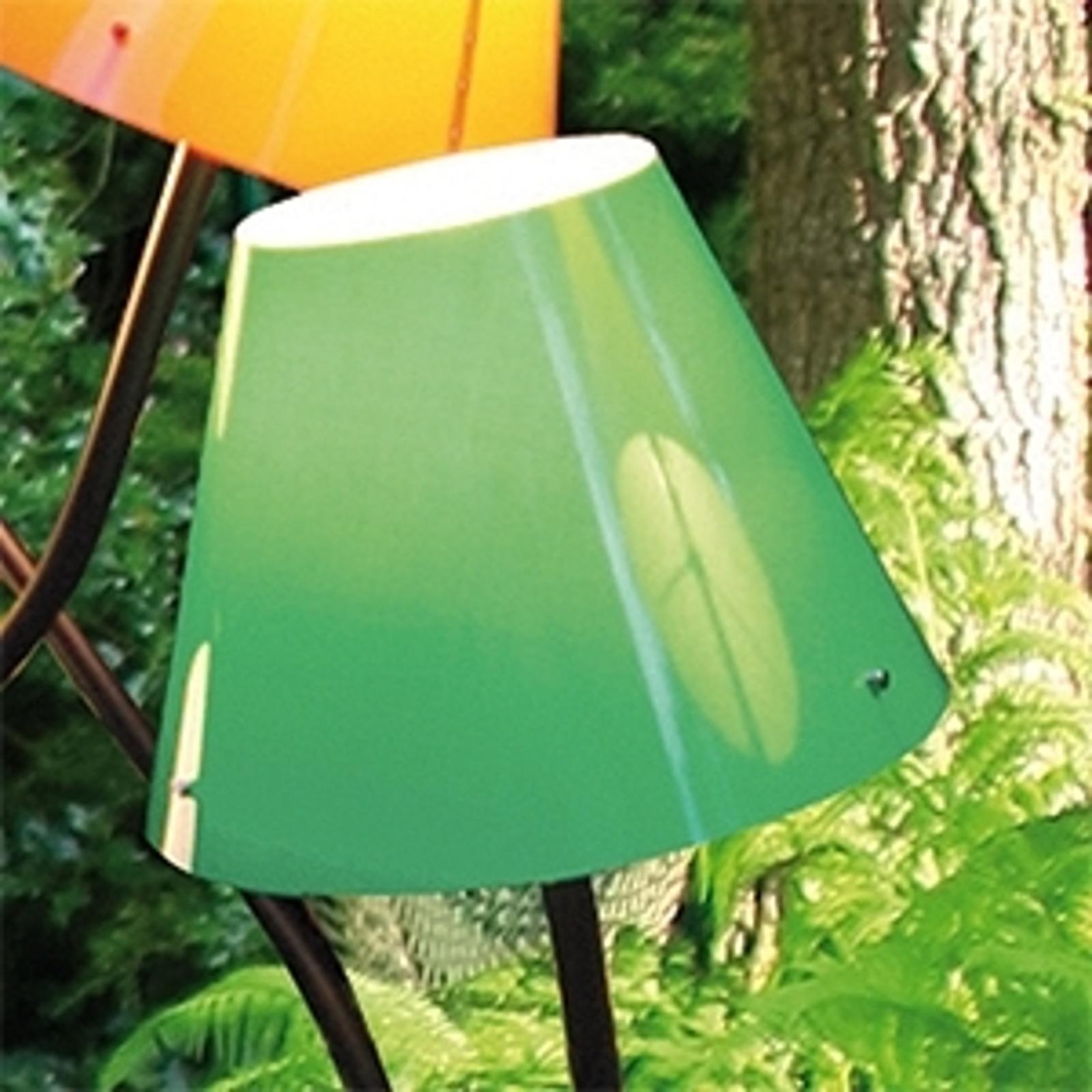 Zelené stínidlo venkovní světlo OCTOPUS OUTDOOR