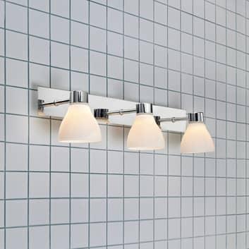 Cassis væglampe til badeværelset, 3 lyskilder
