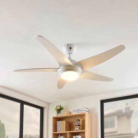 Lindby Ranja ventilatore da soffitto con LED