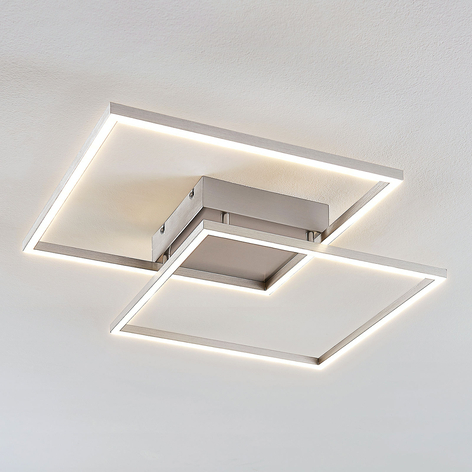 LED stropní svítidlo Mirac 52 cm