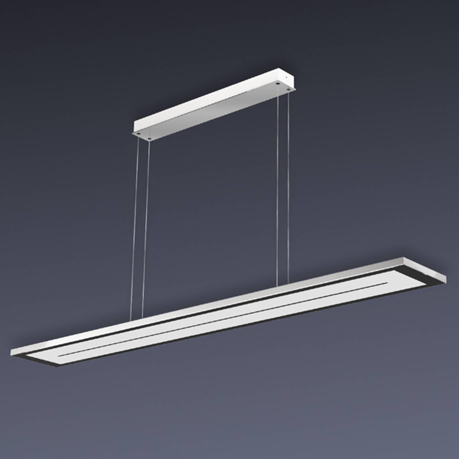 LED-pendellamp Zen - 138 cm lang