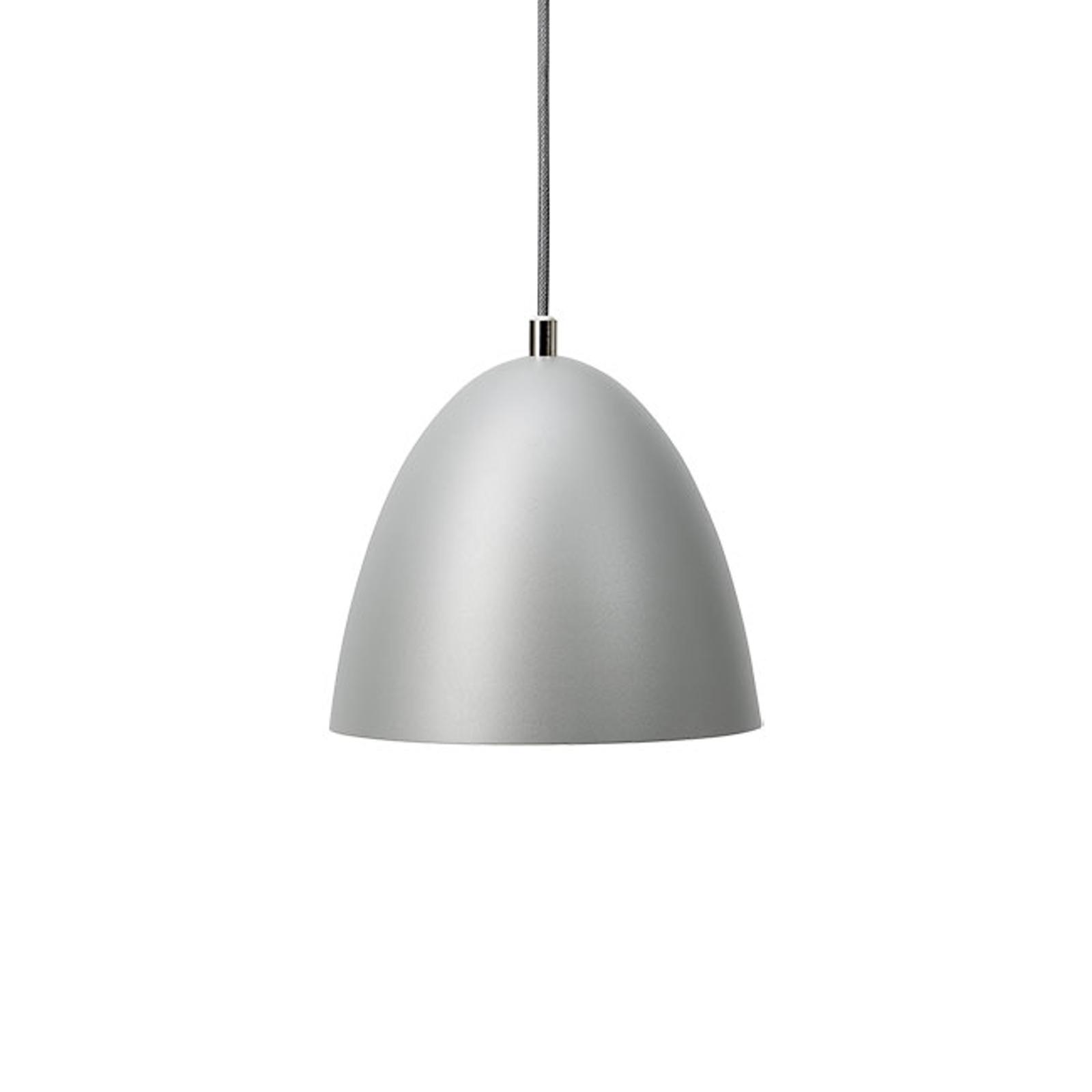 LED hanglamp Eas, Ø 24 cm, 3.000 K, grijs
