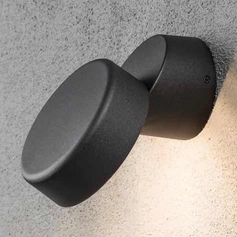 Aplique LED de exterior moderno orientable Vicenca