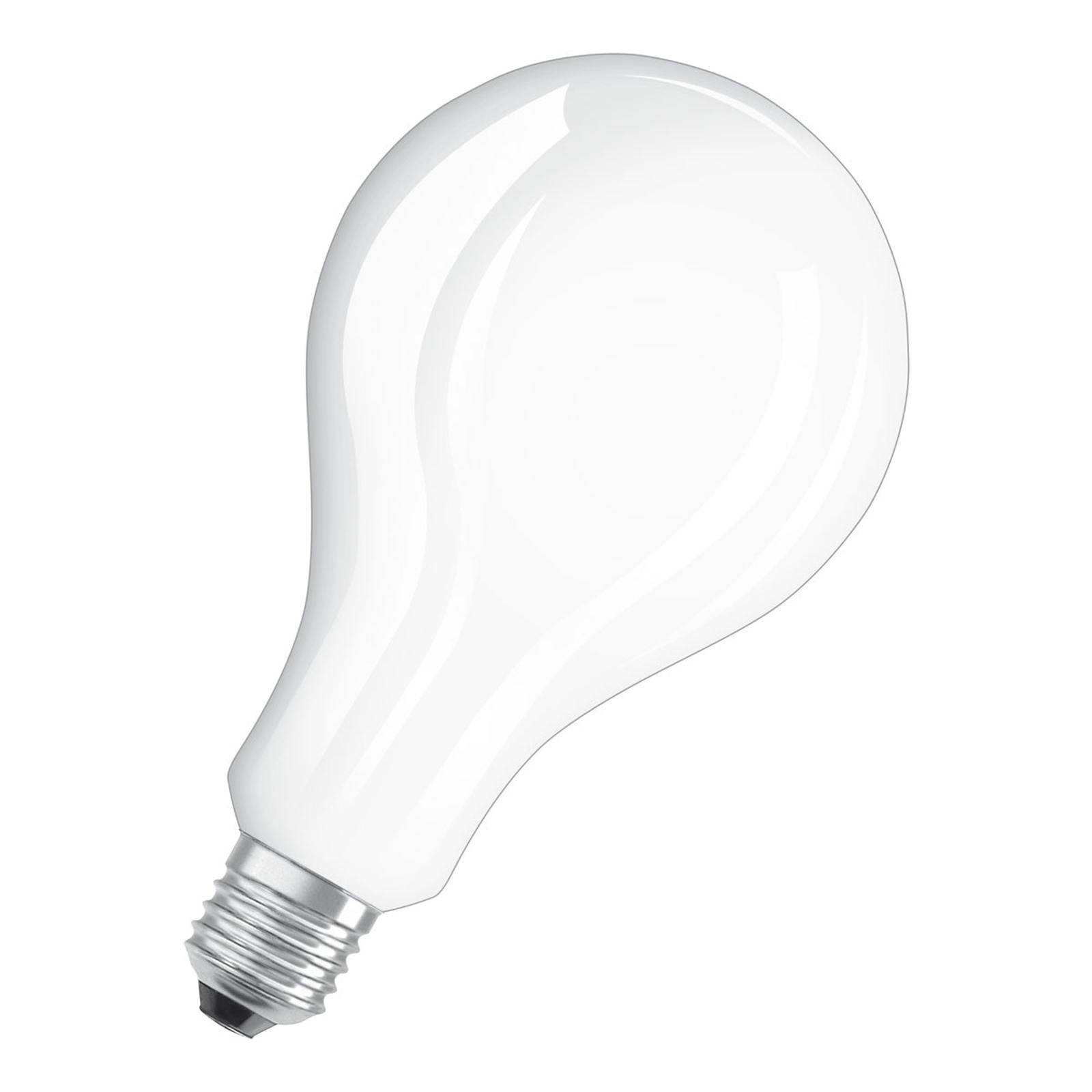 OSRAM LED-Lampe E27 16W Classic A opal 2.700K