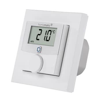 Homematic IP-wandthermostaat, schakeluitgang, 24 V