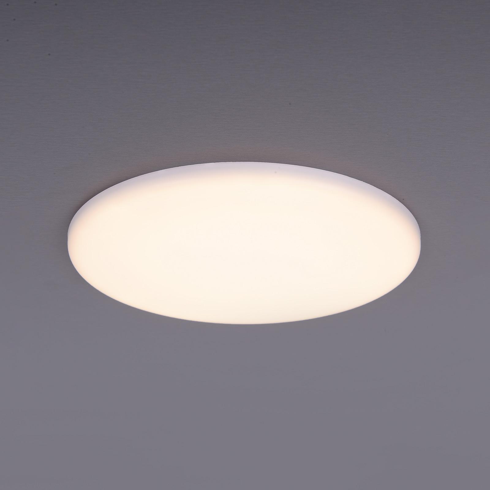 LED-Einbauleuchte Sula, rund, IP66, Ø 15,5 cm