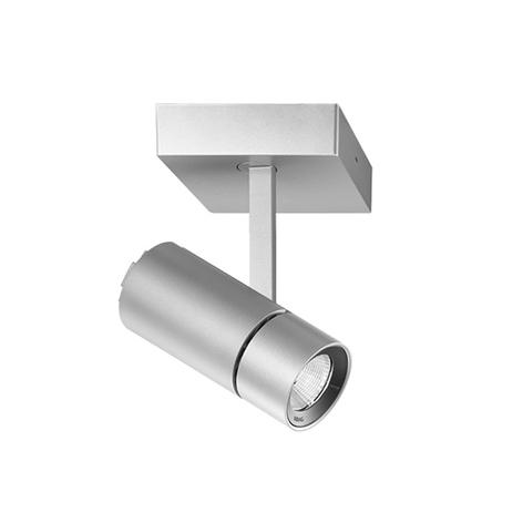Ribag Spyke grauer LED-Spot 3.000 K