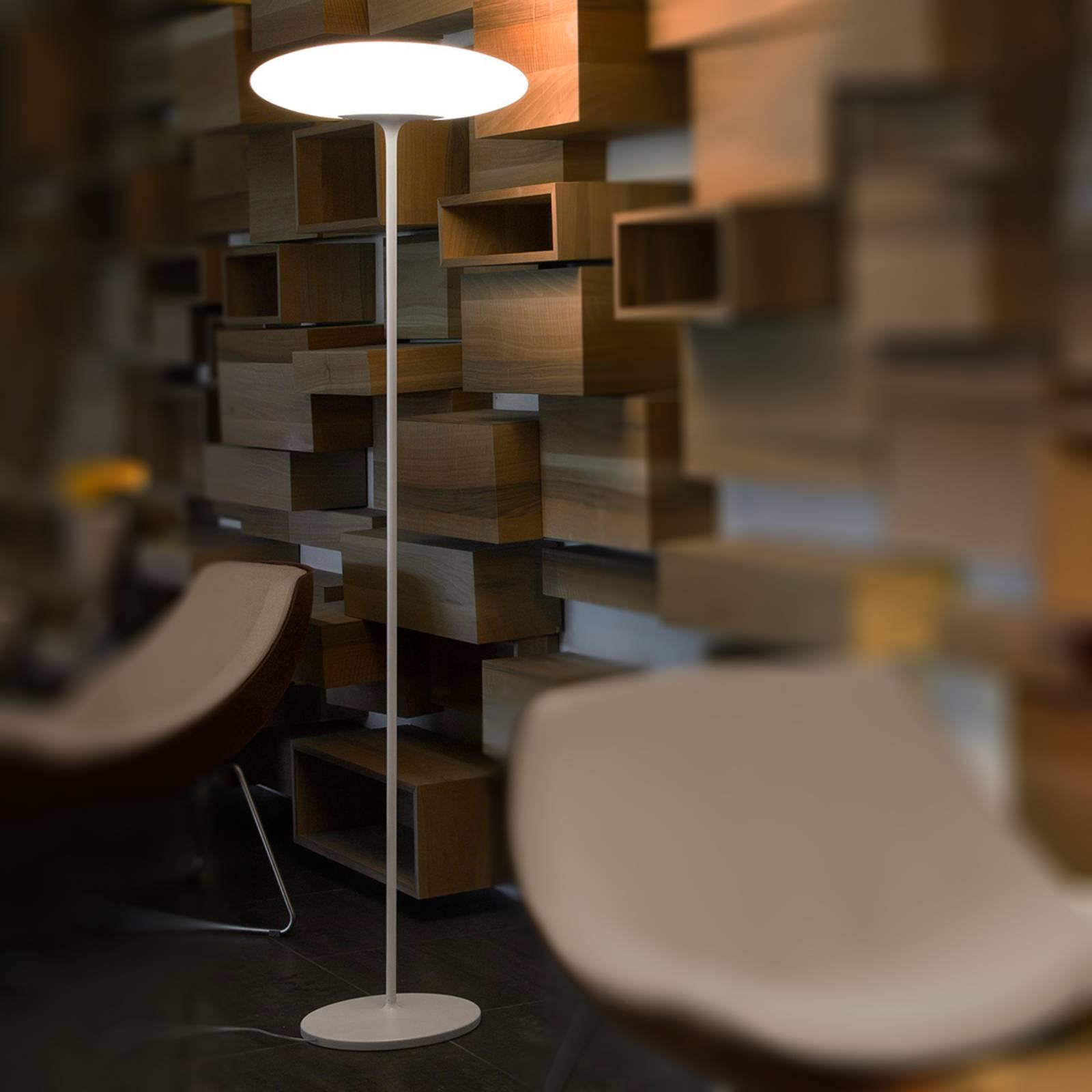 Moderne LED vloerlamp Squash