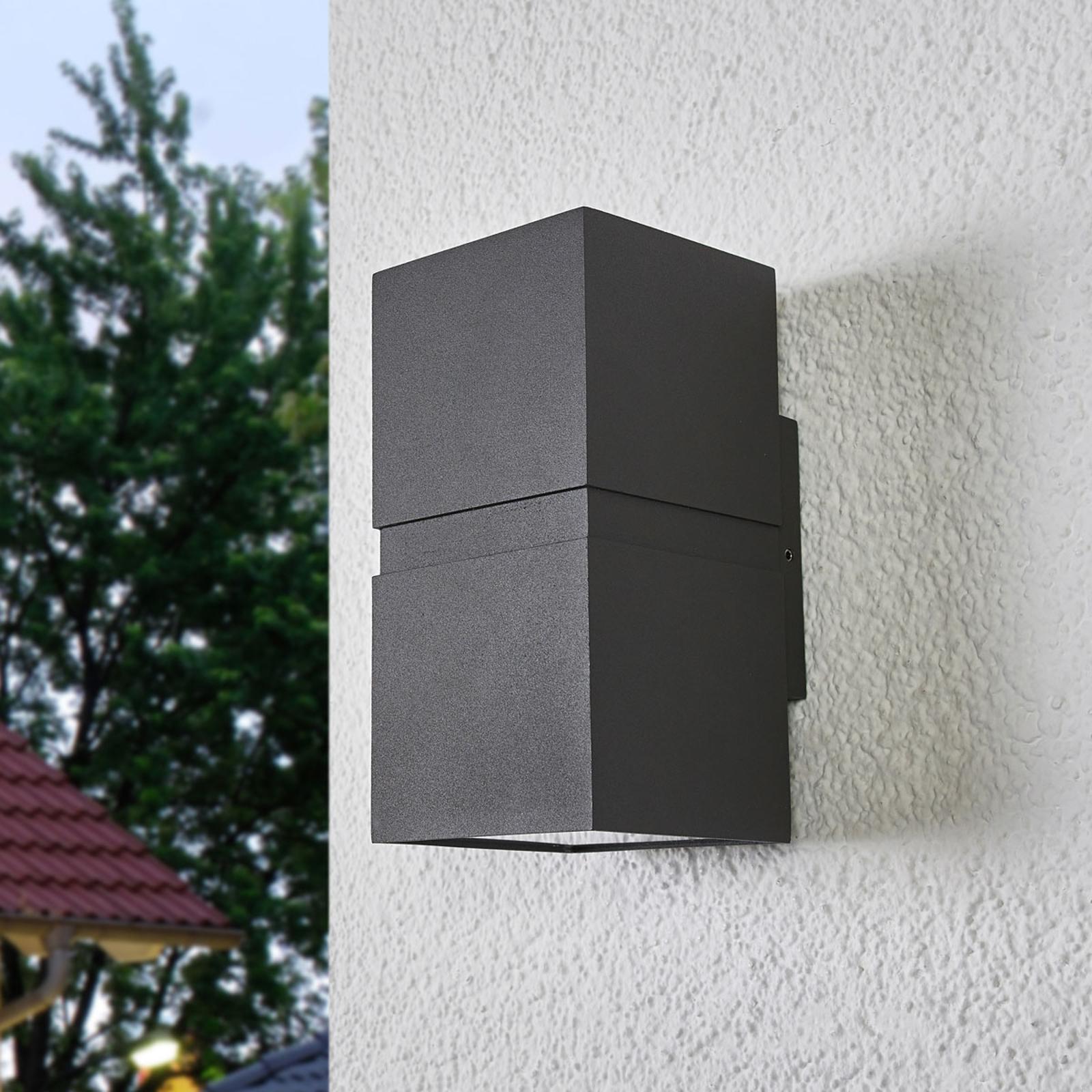 Applique d'extérieur LED Gabriela, 2 lampes