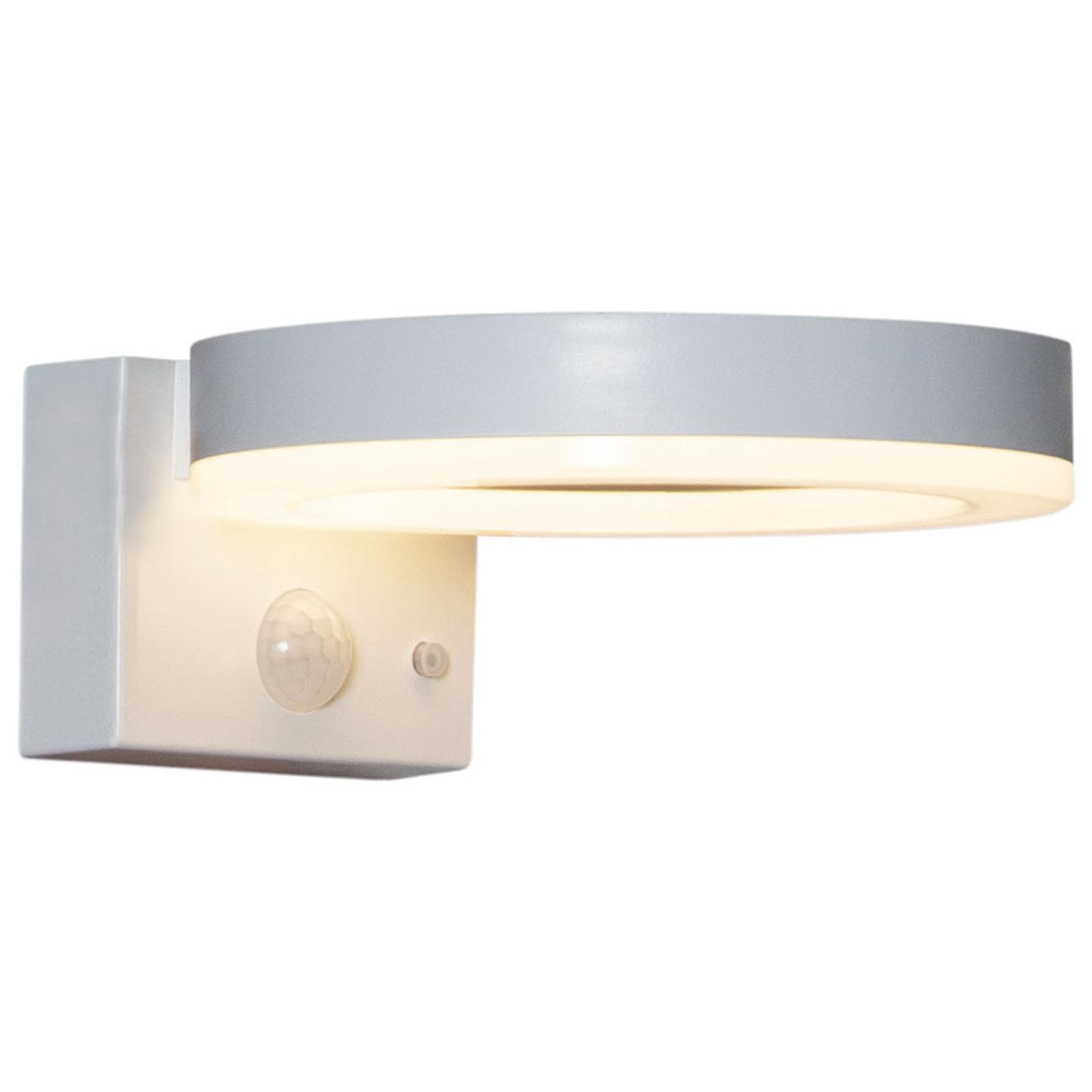 LED Solar Wandleuchte Vidi mit Bewegungsmelder