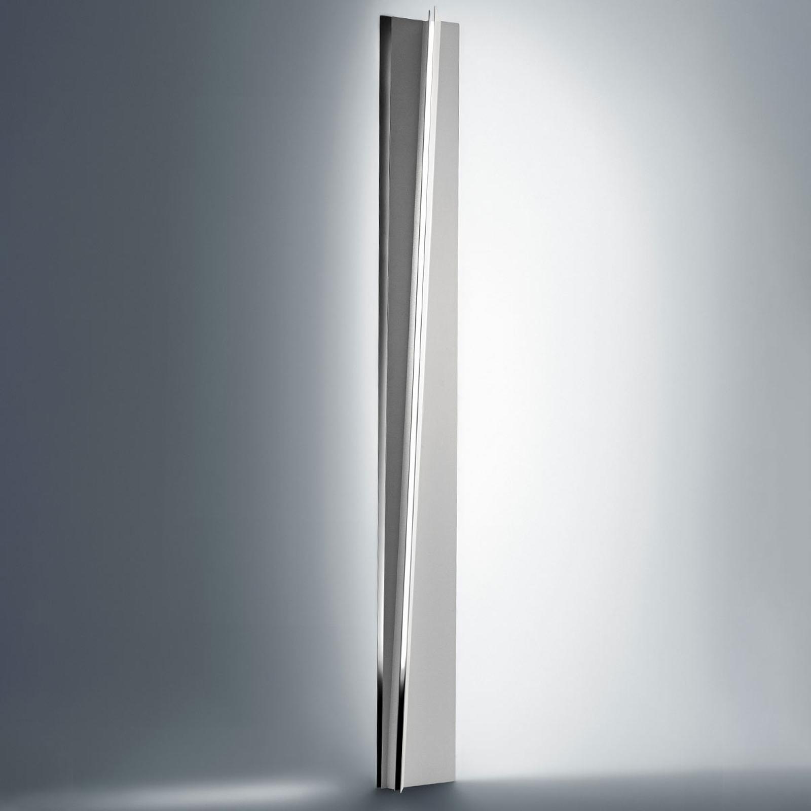 Designerska lampa stojąca Reverse z LED