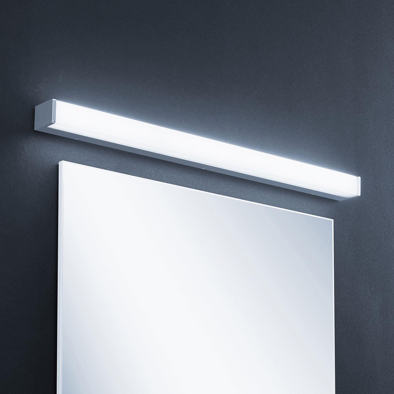 Lindby Klea lámpara LED para cuarto de baño, 90 cm