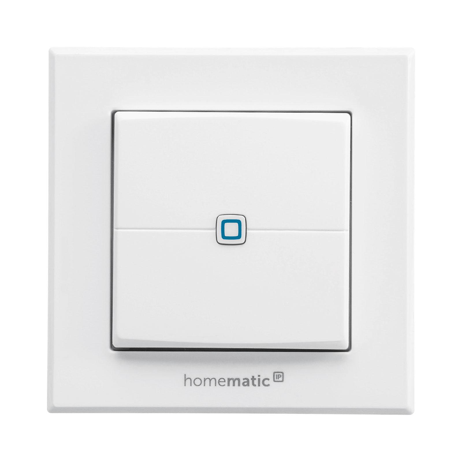 Homematic IP väggknapp, 2-vägs