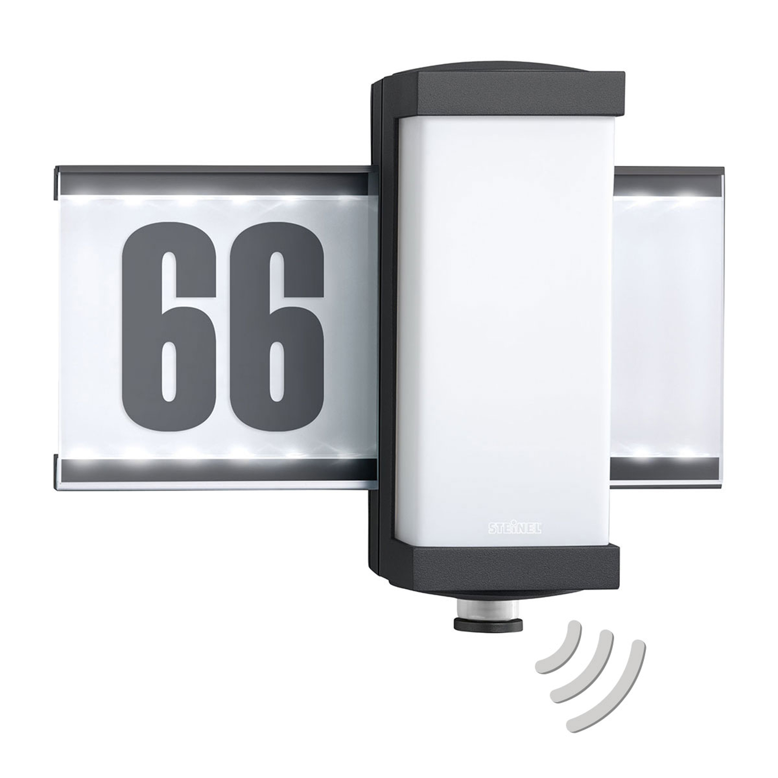 STEINEL L 665 V2 applique d'ext. LED capteur N°
