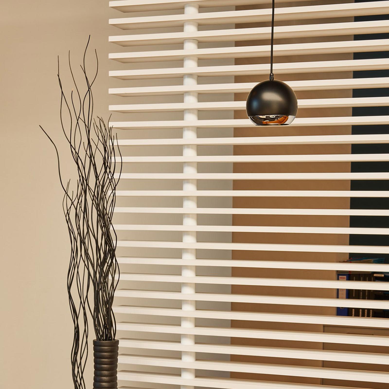 SLV Light Eye 150 lampa wisząca szyna WN, czarna