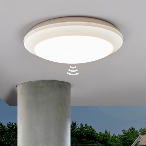 Weiße Sensor Deckenleuchte Umberta 11 W 3.000 K