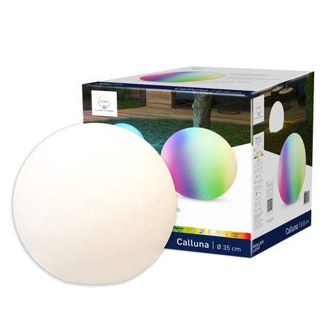 Müller licht tint Calluna LED lichtbal IP44