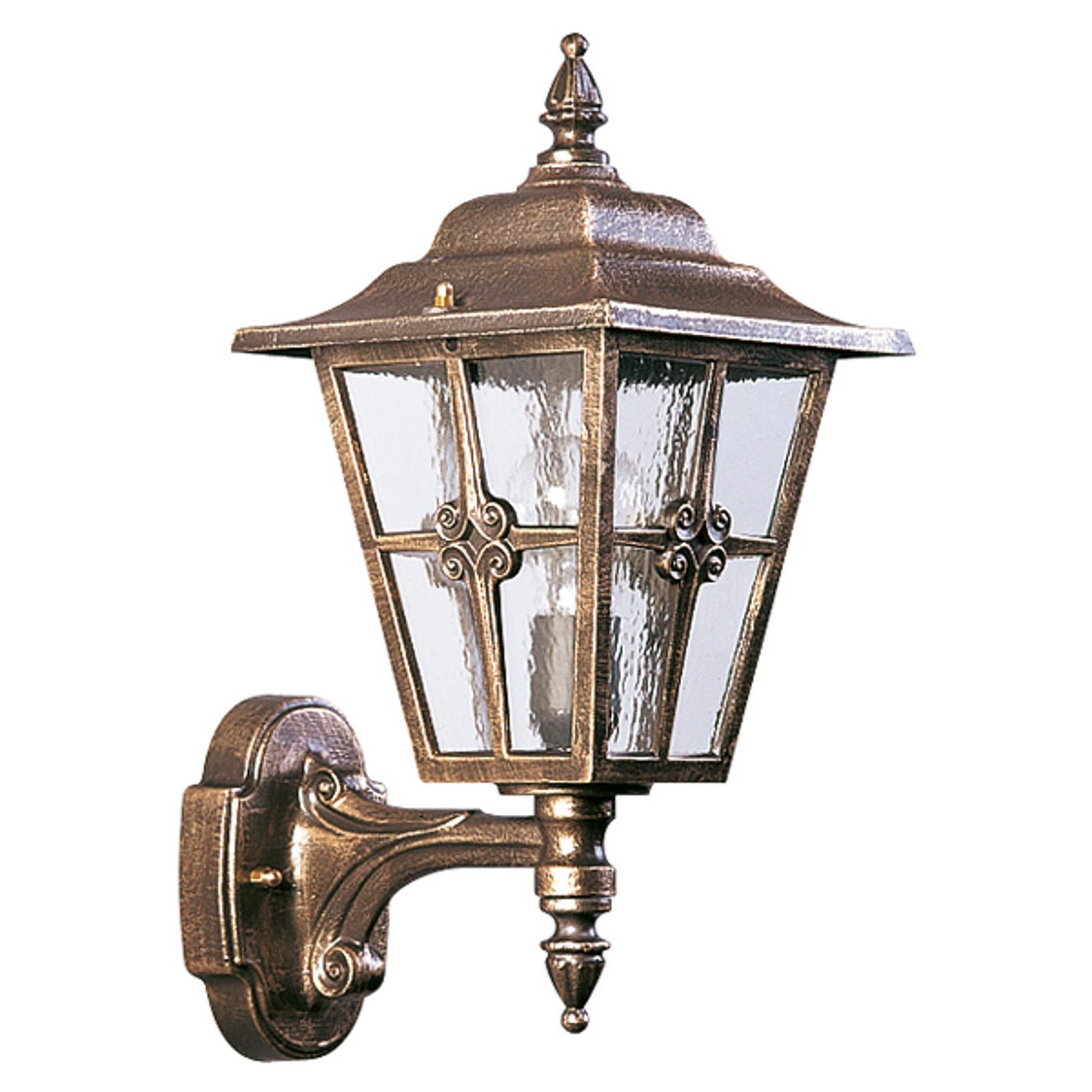 Aantrekkelijke buitenwandlamp 763 B