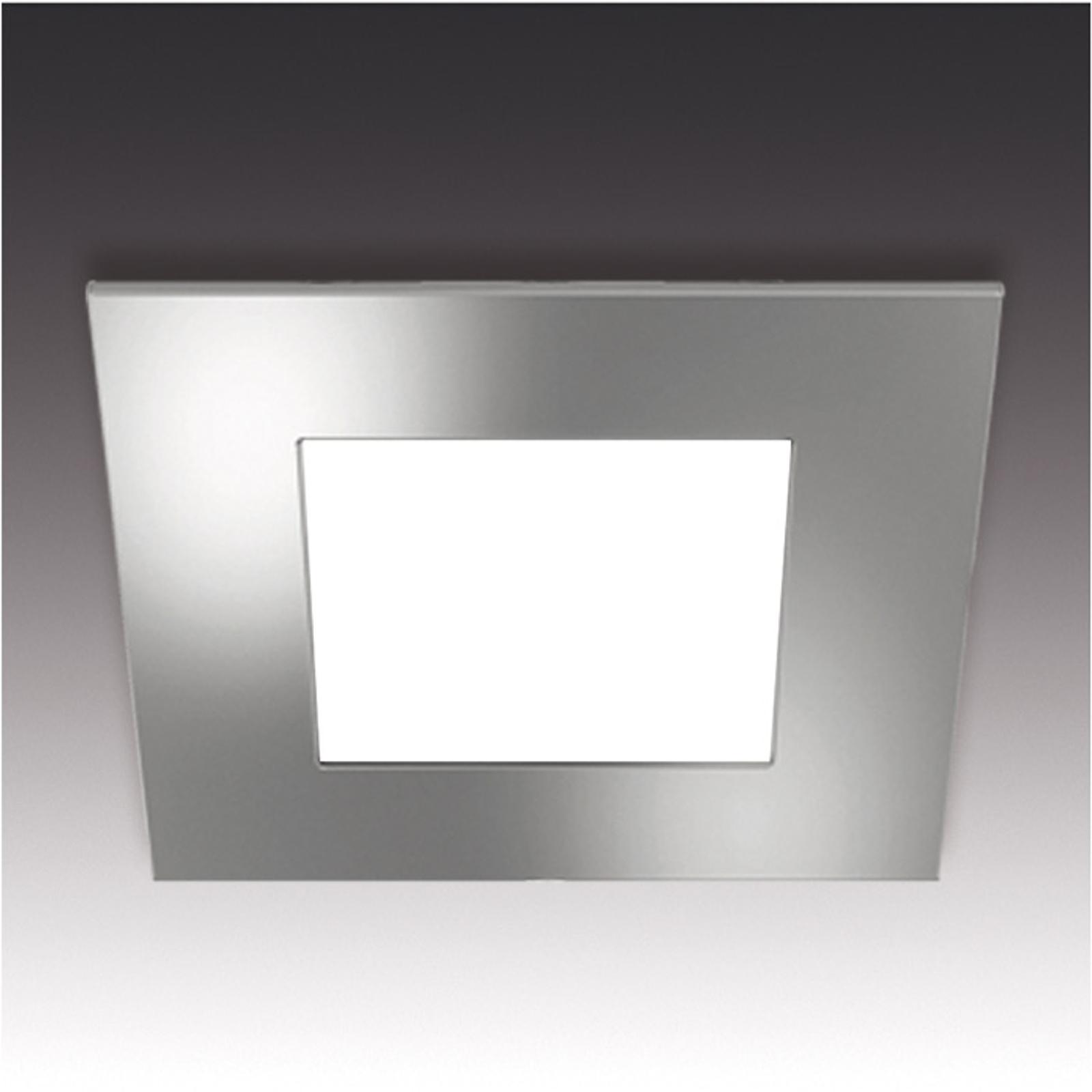 Produktové foto HERA 5ks podhledové svítidlo FR 68-LED teplá bílá, roh