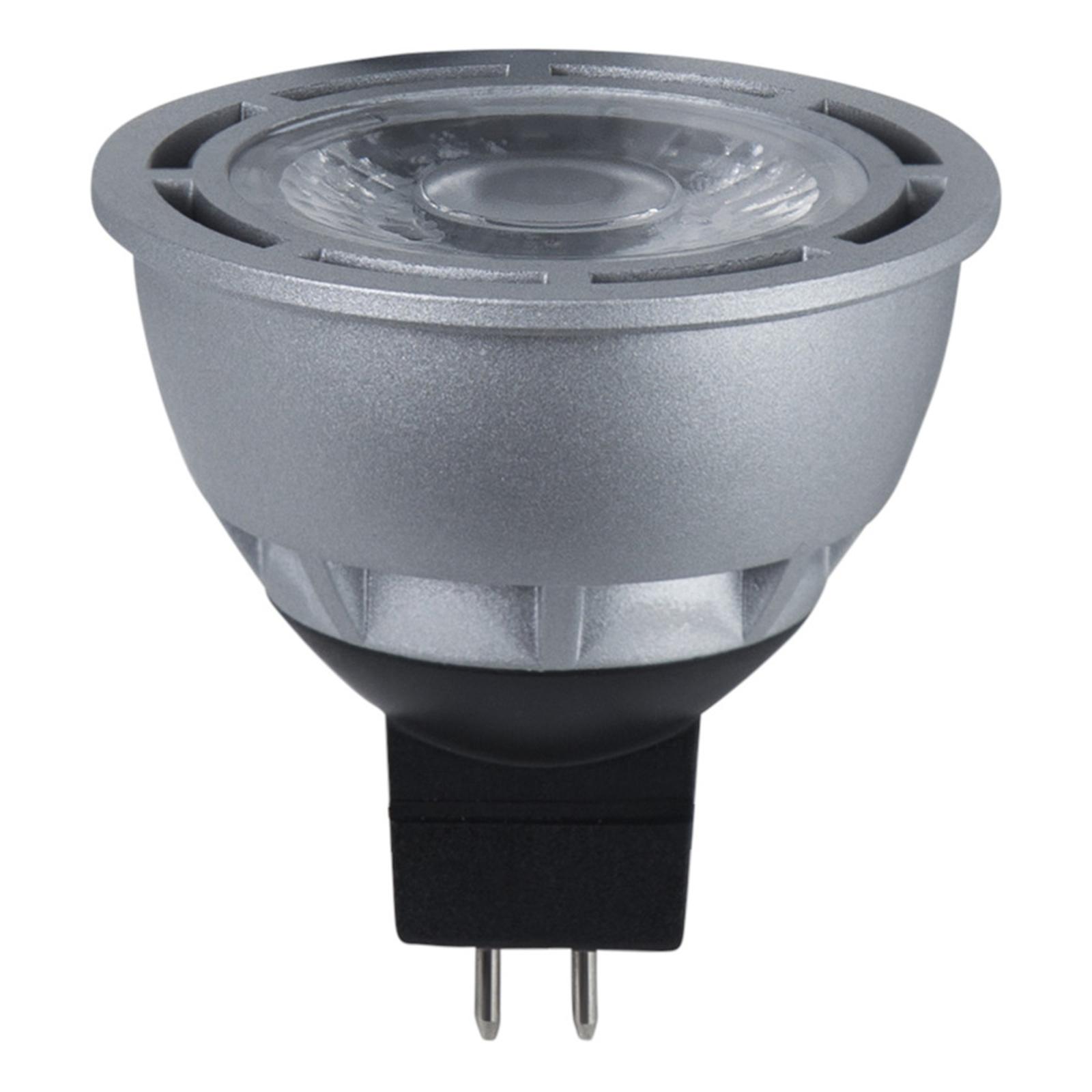 Réflecteur LED GU5,3 7W 36° Ra95 dim to Warm