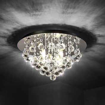 Lindby Antonio taklampa, 4 lampor