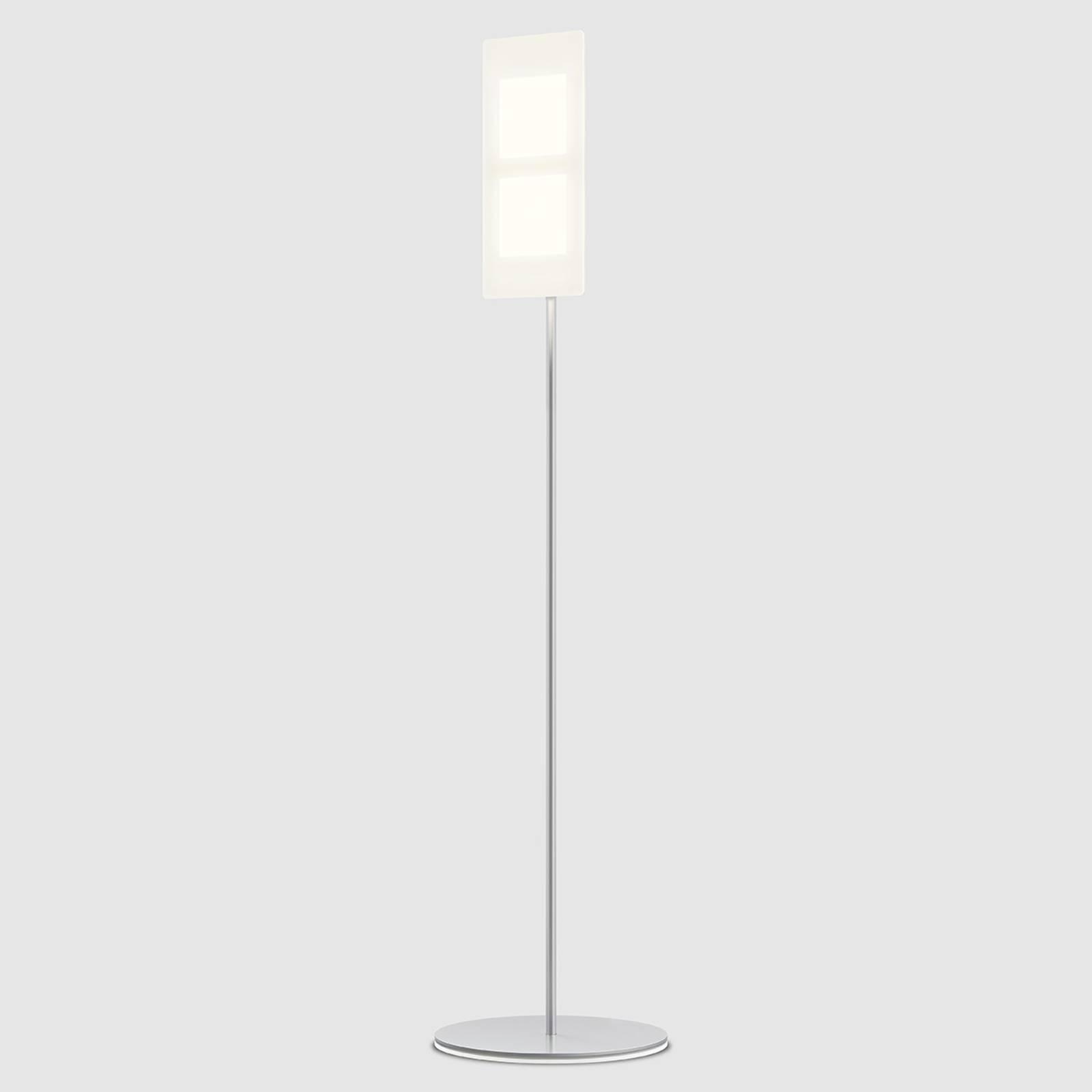 Avec OLED - lampadaire OMLED One f2 blanc