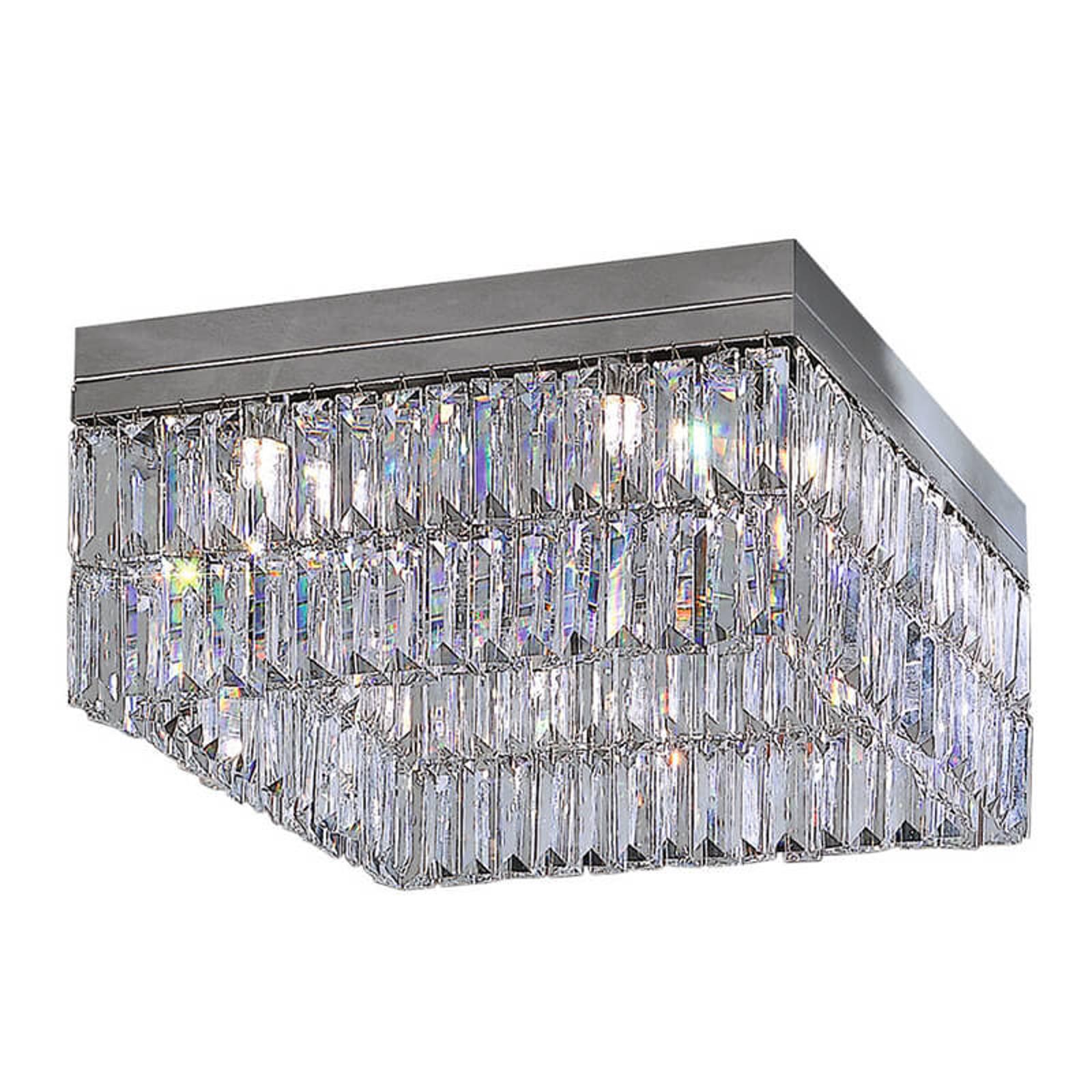 PRISMA krystall-taklampe