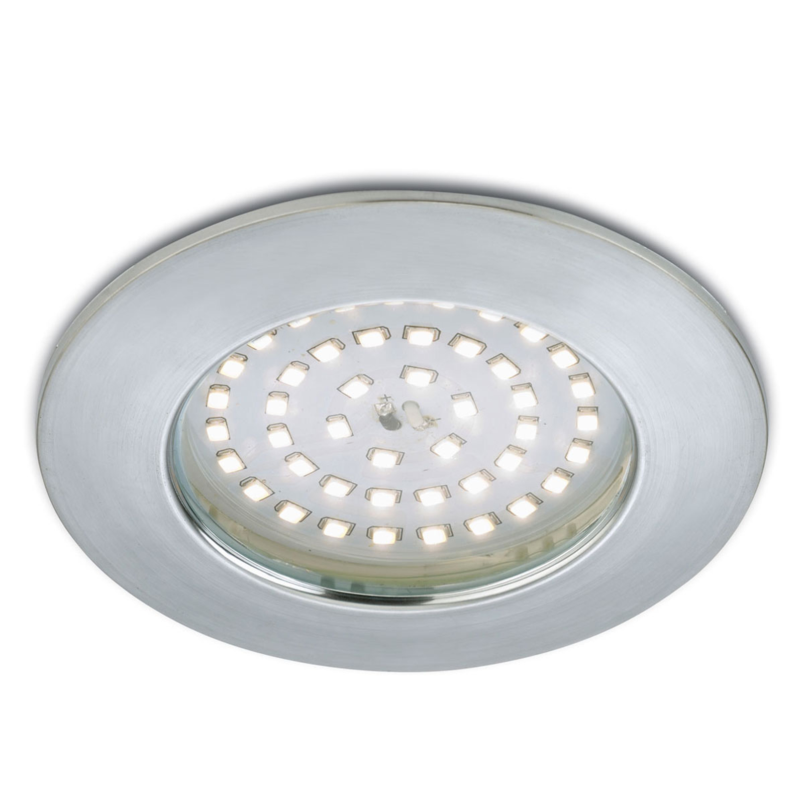 Downlight LED d'accento Paul, alluminio