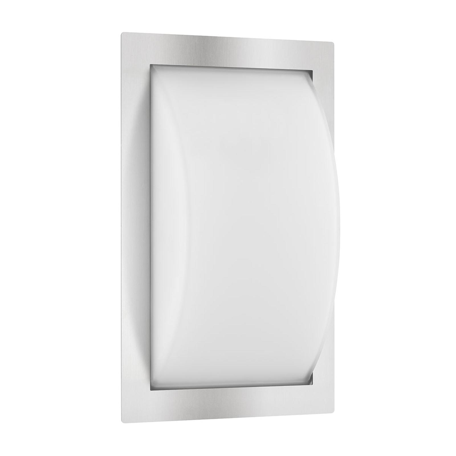LED buitenwandlamp Ivett roestvrij staal