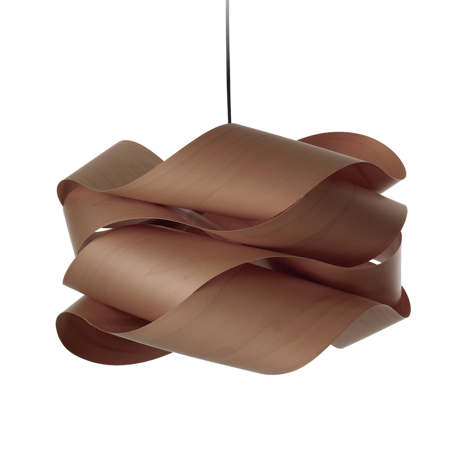 LZF Link Hängeleuchte Ø 69 cm, schokolade