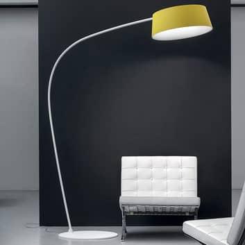 Kolorowa lampa łukowa LED Oxygen_FL1, regulowana