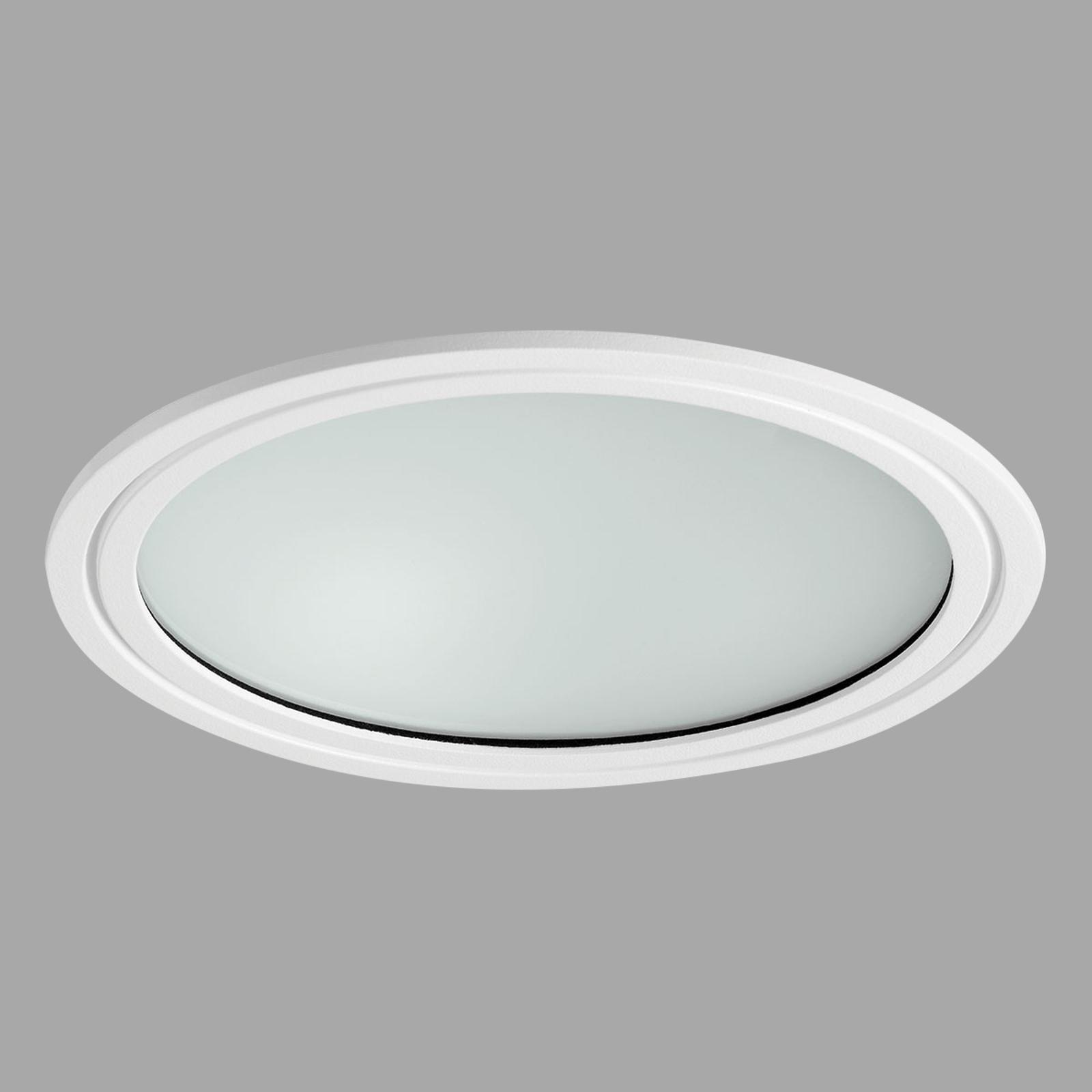 LED-Einbaulampe Prettus M PRO, 74°, 29W, 4.000 K