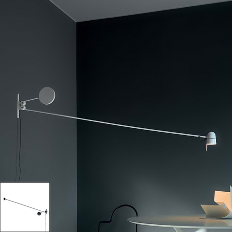 Stravagante applique LED Counterbalance
