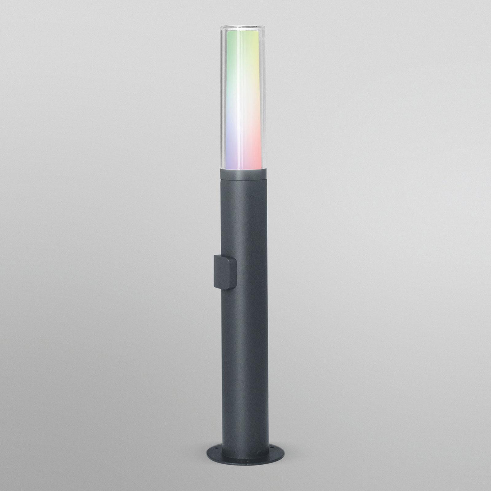 LEDVANCE SMART+ WiFi Flare LED-Wegeleuchte RGBW