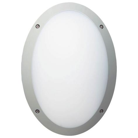 LED stropní svítidlo Fonda oválný tvar s IP66