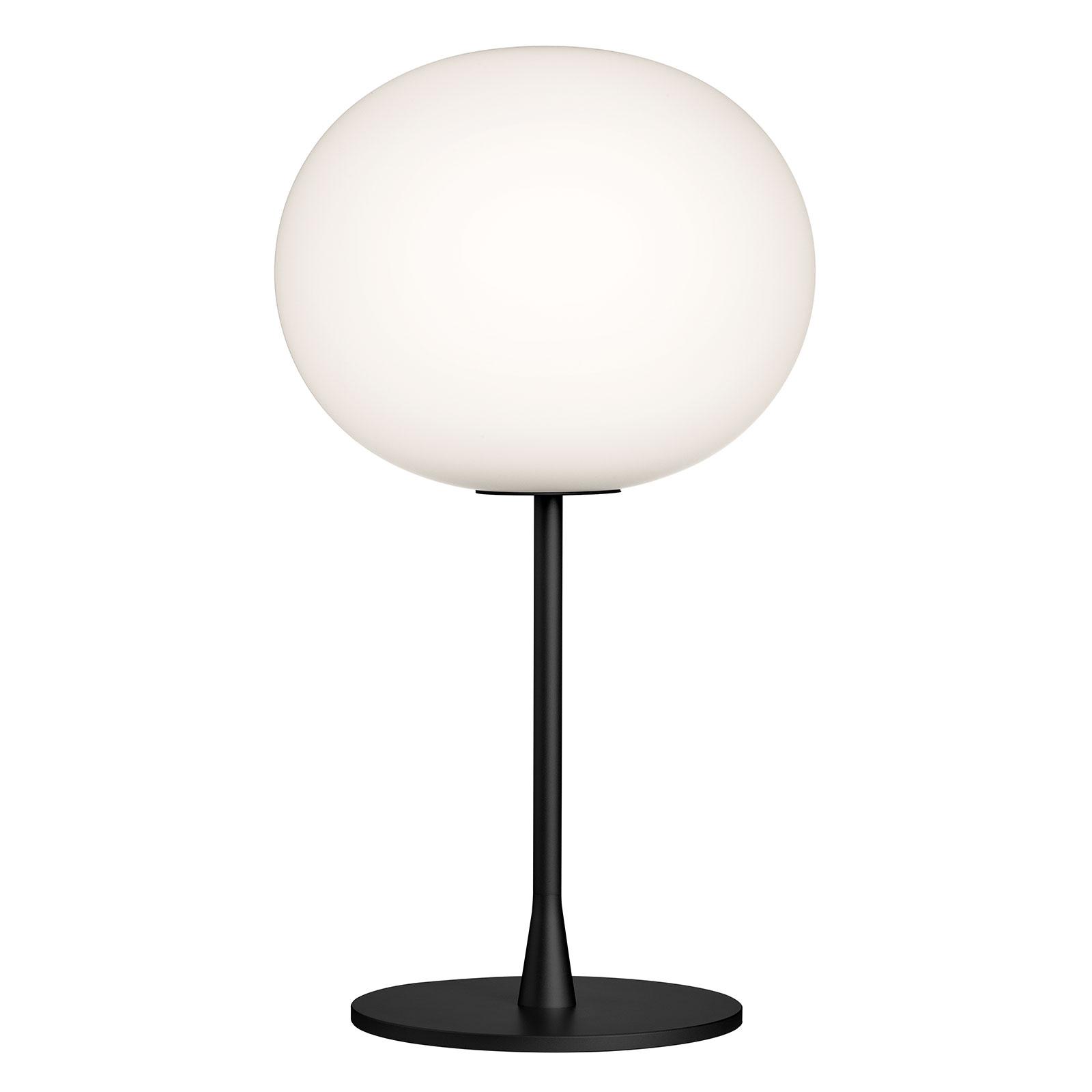 FLOS Glo-Ball T1 bordlampe, svart