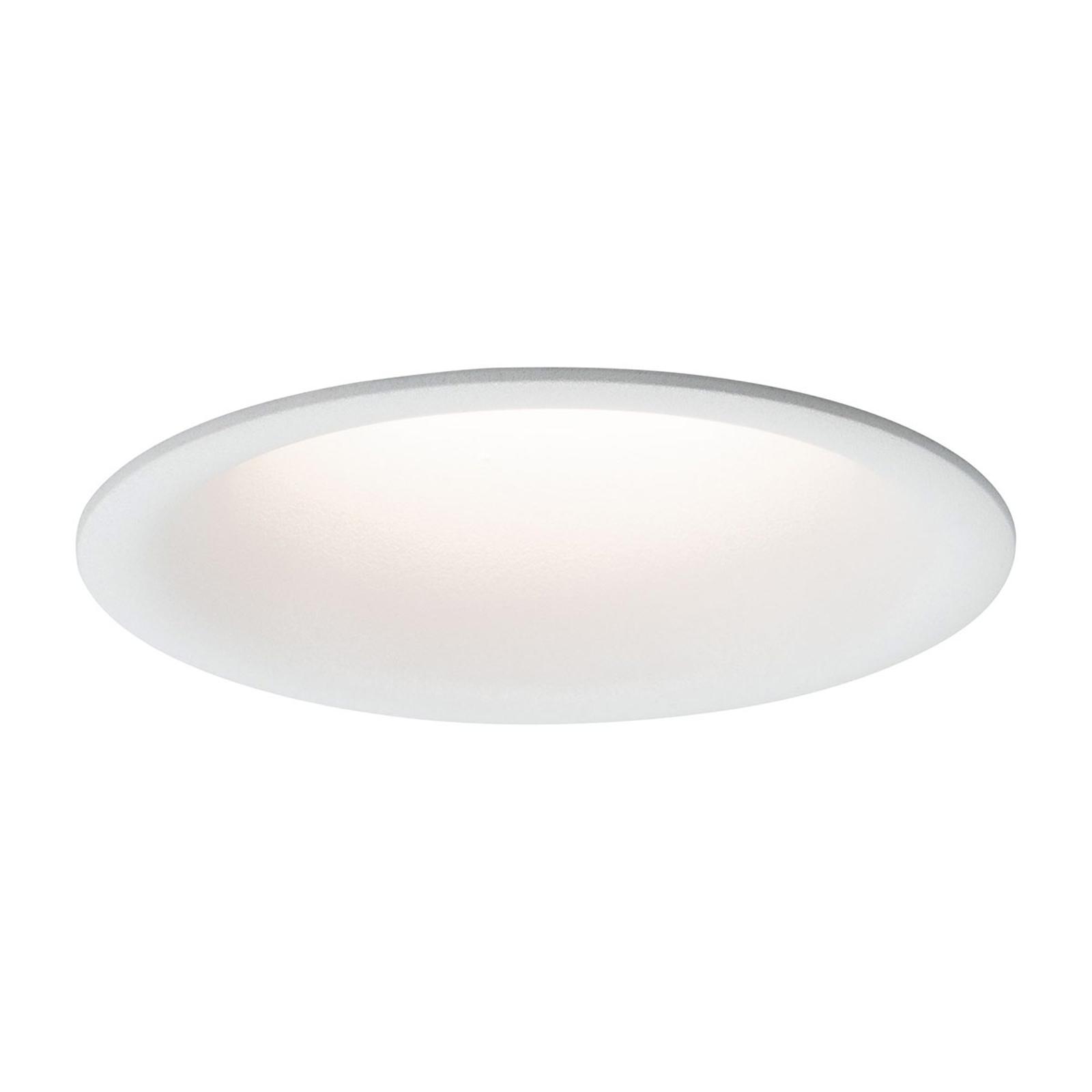 Paulmann LED vestavné světlo Cymbal 1x6,8W IP44