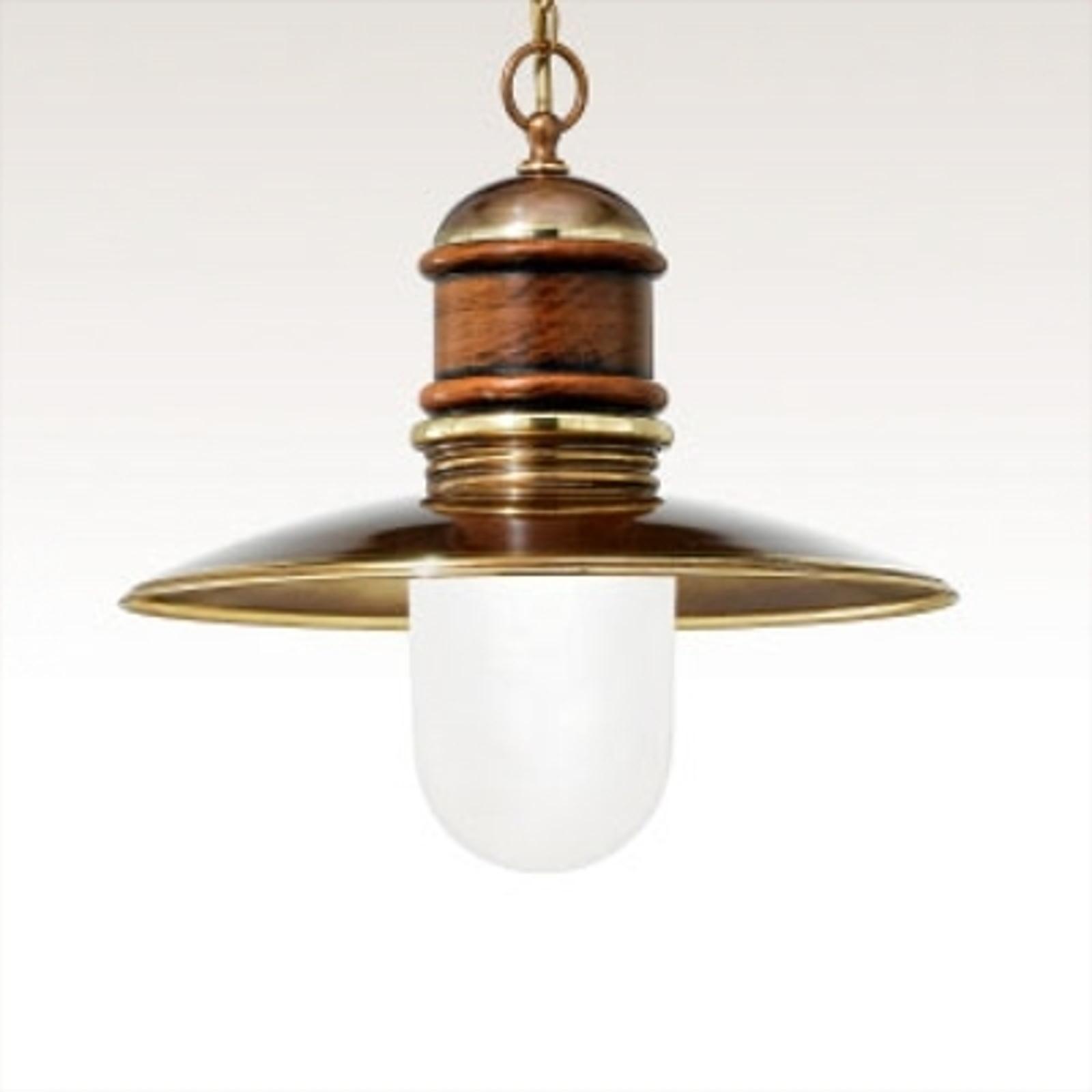 Lampada a sospensione Faro 36 cm