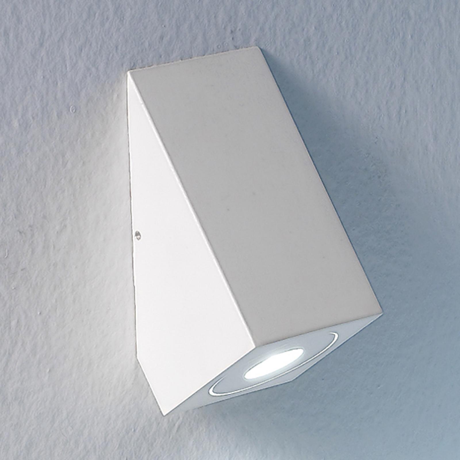 Veelzijdige LED-wandlamp Da Do,wit