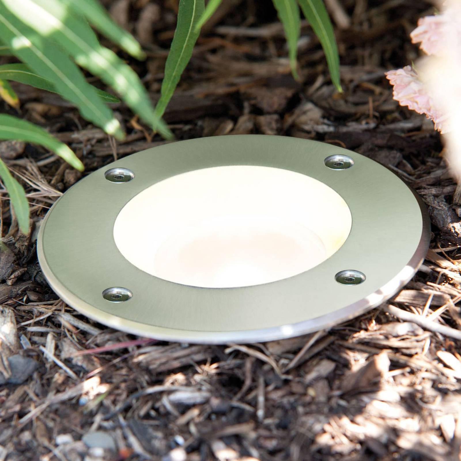 Paulmann Special LED-Bodeneinbauleuchte, IP67,rund