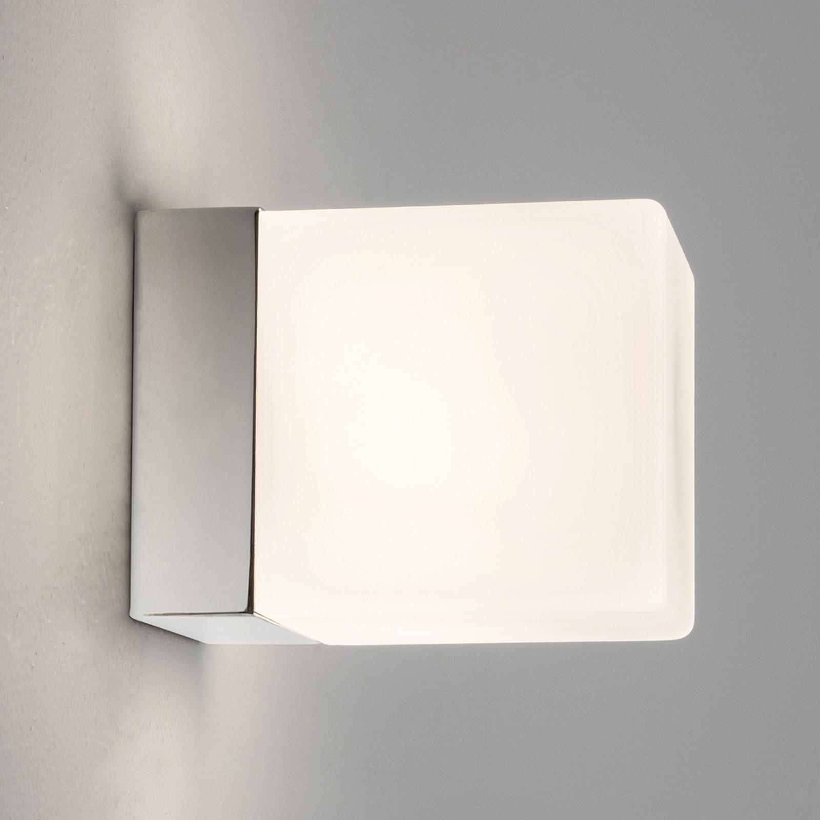Enkel CUBE vegglampe | Lampegiganten.no