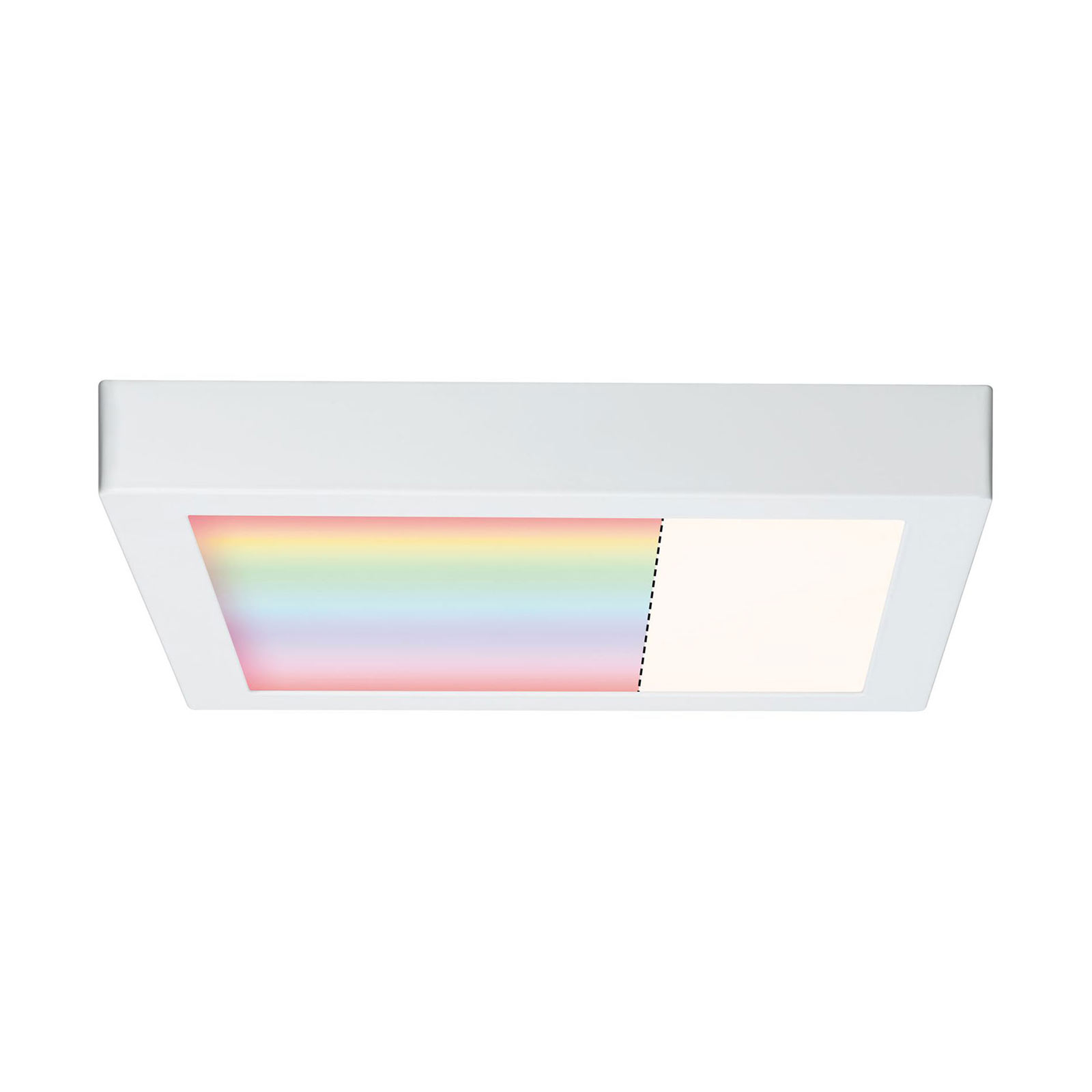 Paulmann Cesena ZigBee LED-taklampe, 30x30 cm
