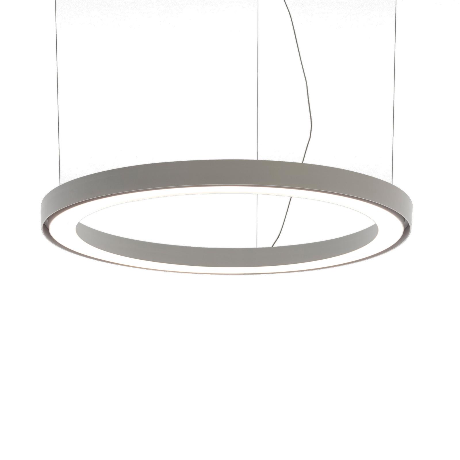 Artemide Ripple LED-Hängeleuchte weiß, Ø 70 cm